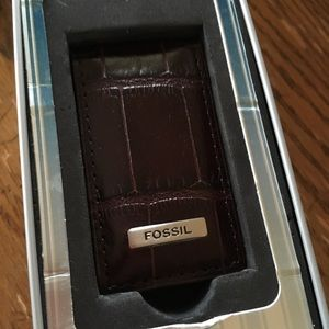 Fossil Money Clip